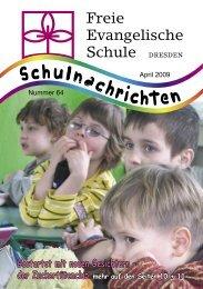Schulnachrichten Nr. 64 - FES Dresden