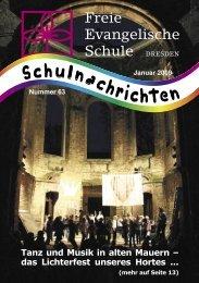 Schulnachrichten Nr. 63 - FES Dresden