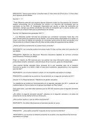 Consultas y Respuestas - Plan Ceibal