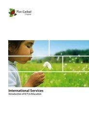 International Services - Plan Ceibal