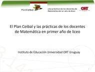 Estudio - Plan Ceibal