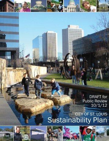 STL Sustainability Plan DRAFT
