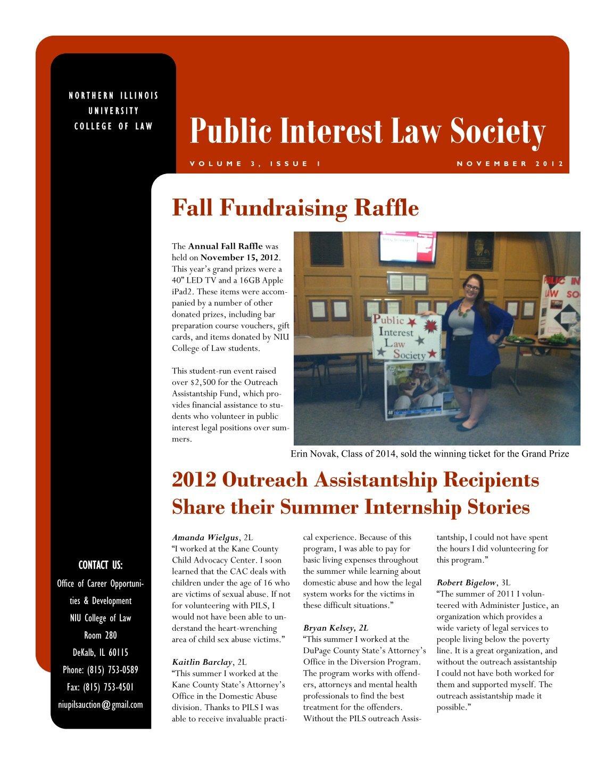 10 free Magazines from LAW NIU EDU
