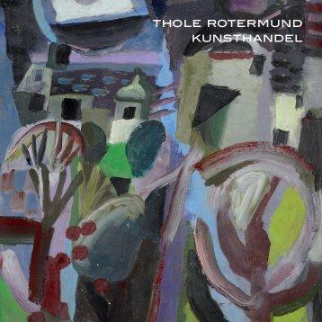 vom erlebnis zur abstraktion - Rotermund Kunsthandel
