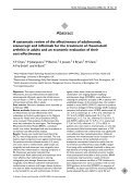 A systematic review of the effectiveness of adalimumab - Page 5