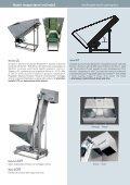 Nastri trasportatori lineari Linear belt conveyors - Muehsam - Page 2