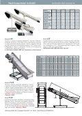 Nastri trasportatori lineari Linear belt conveyors - Muehsam - Page 3