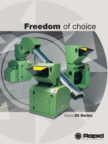 Freedom of choice - Muehsam