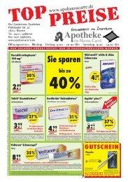 Knüller Preis - Apotheke im Hansa Carré