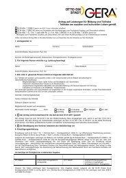 Antrag auf Leistungen für Bildung Teilhabe _ soziale und k–