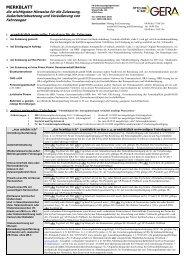 Merkblatt über die Zulassung, Abmeldung und Veräußerung von ...