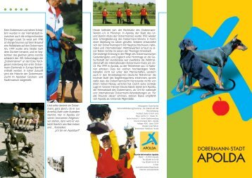 Flyer Dobermann 2.fh9 - Apolda