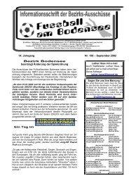 14. Jahrgang Nr. 156 – September 2002 Bezirk Bodensee ... - SBFV