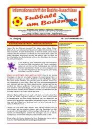 Bezirk Bodensee - SBFV