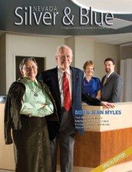 Nevada Silver and Blue: Summer 2006 - University of Nevada, Reno