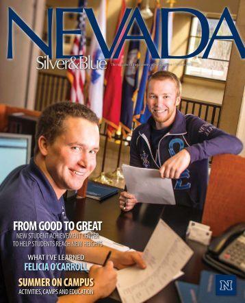 Winter 2013 - University of Nevada, Reno