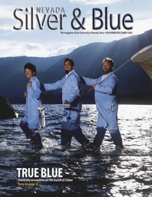 Silver Magazine  November//December 2005 Issue