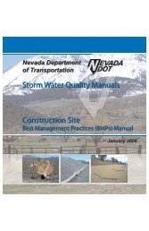 Construction Site Best Management Practices - Nevada Department ...