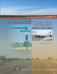 Highway 2 Corridor Study - City of Williston