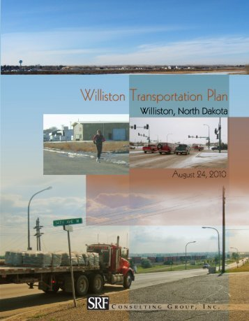 Transportation Plan - City of Williston