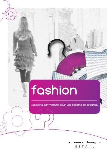 Télécharger la fiche commerciale (pdf) - Nedap France