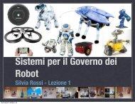 Silvia Rossi - Lezione 1 - INFN Napoli