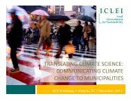 Translating Climate Science: Communicating Climate Change to ...
