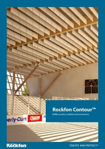 Rockfon Contour™ - Prodotti - Rockfon