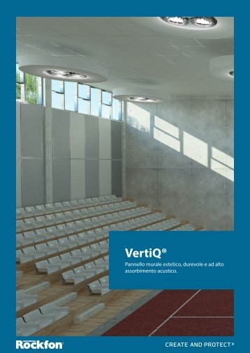 VertiQ® - Prodotti - Rockfon