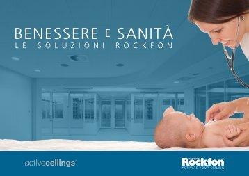 BENESSERE E SANITÀ - Prodotti - Rockfon