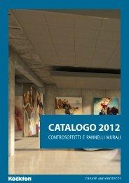 CATALOGO 2012 - Prodotti - Rockfon