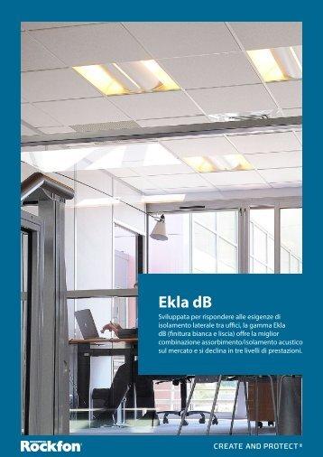 Ekla dB - Prodotti - Rockfon