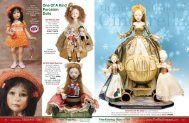 One Of A Kind Porcelain Dolls - The Toy Shoppe