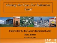 Making the Case For Industrial Land - Center for Community ...