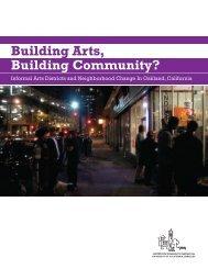 Building Arts, Building Community? - Center for Community ...