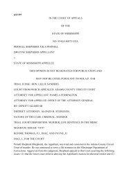 95-KA-00573 COA - Mississippi Supreme Court