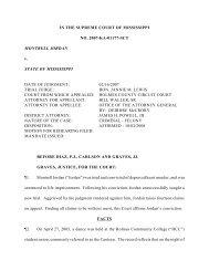 JORDAN v. STATE - Mississippi Supreme Court