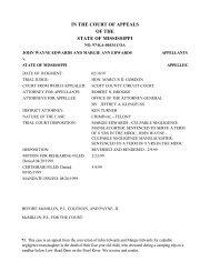 97-KA-00434 COA - Mississippi Supreme Court