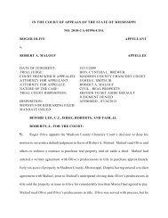 2010-CA-01996-COA - Mississippi Supreme Court