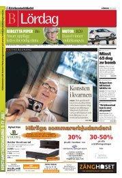 Konsten i kvarnen - Kristianstadsbladet