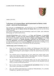 Pressemitteilung - Apolda