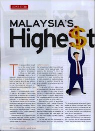 malaysia's highest-paid directors - Infolib