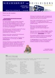 editie 03/ 2007 - Reisleidersvlaanderen