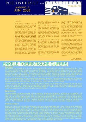 editie 06/ 2008 - Reisleidersvlaanderen