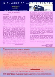 editie 06/ 2007 - Reisleidersvlaanderen