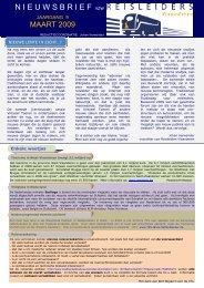 editie 03/2009 - Reisleidersvlaanderen