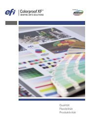 colorproof XF™ - OKI Printing Solutions - Graphic Arts
