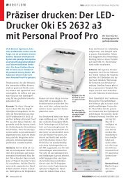 pp_2008_11_12: workflow: test: oki es 2632 a3 mit personal proof pro
