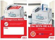 Der BESTe OKI 4.0 - OKI Printing Solutions - Graphic Arts