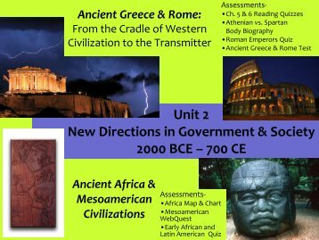 Ancient Greece and Rome PowerPoint New.pdf - Teacher Blogs